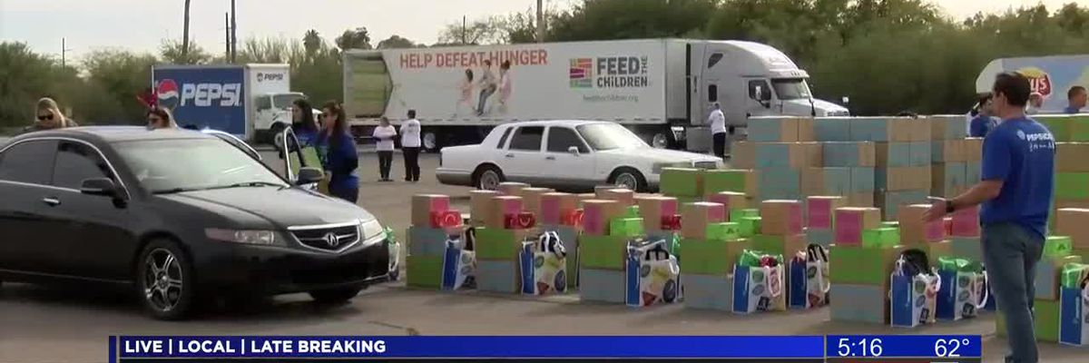 800 Tucson families in need get food