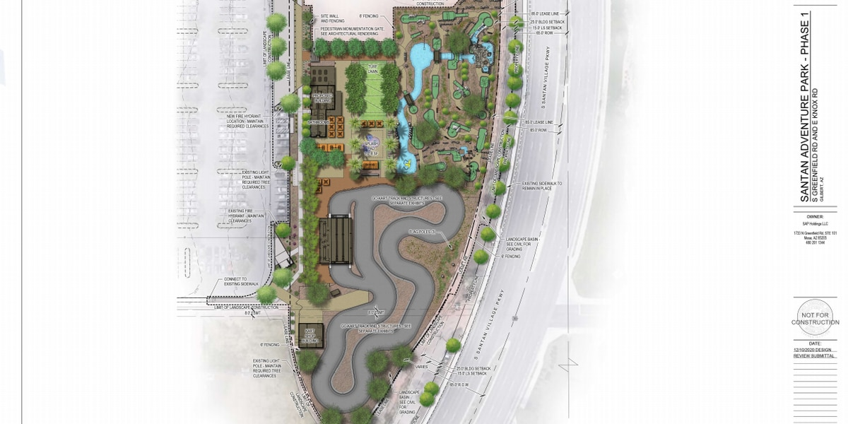 New adventure park with go-karts and mini-golf could be coming to Gilbert