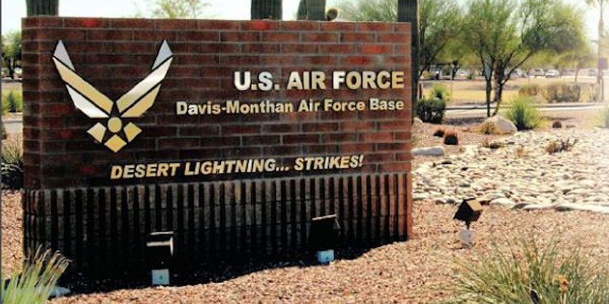 DMAFB: Loud noises possible as personnel test equipment, dispose of ordnance