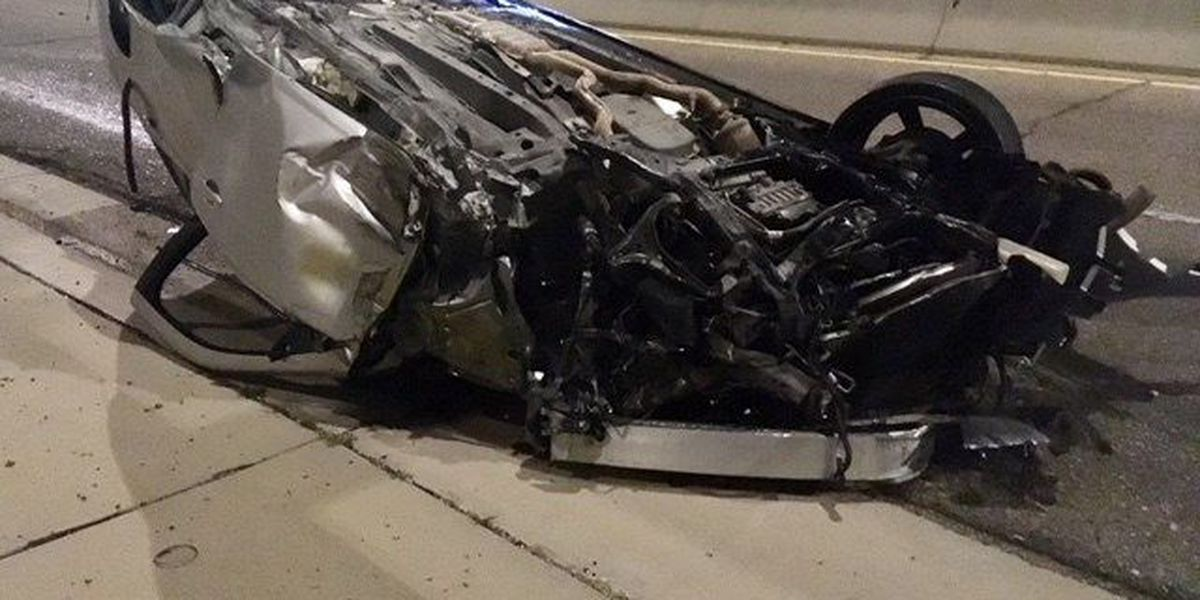 Police: Driver dies after crash, avoided officers in Tucson
