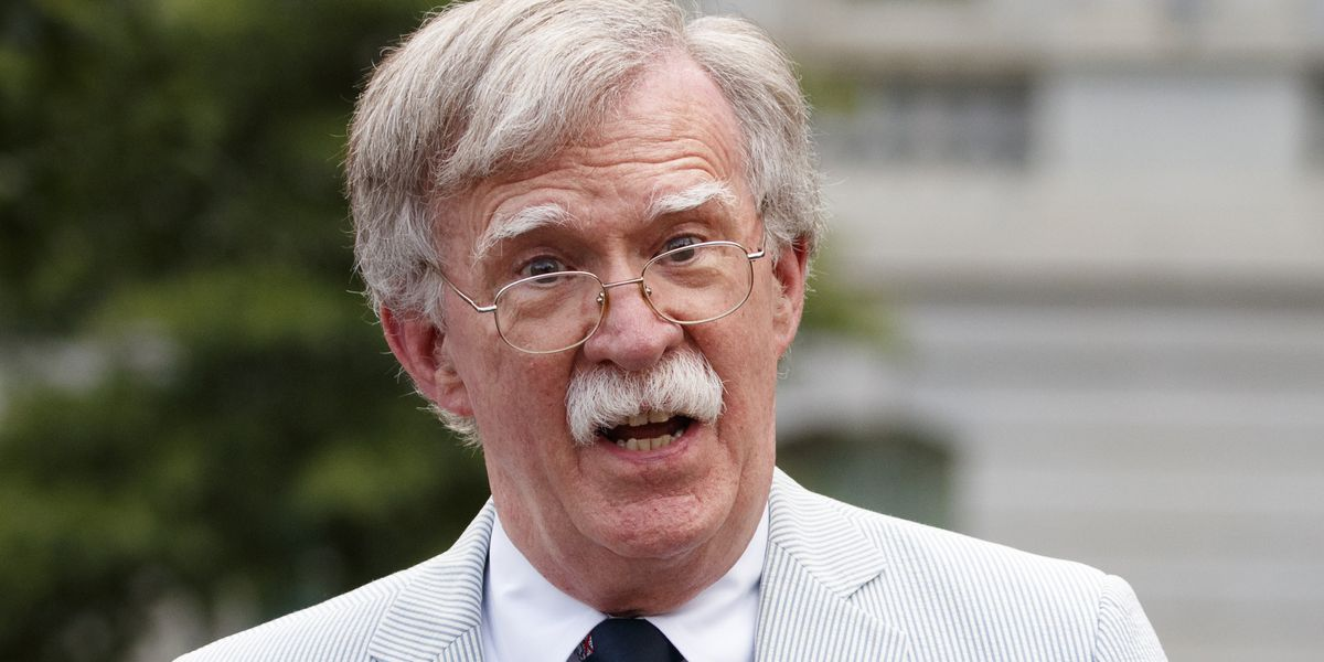 Bolton summoned; first big vote set on impeachment probe