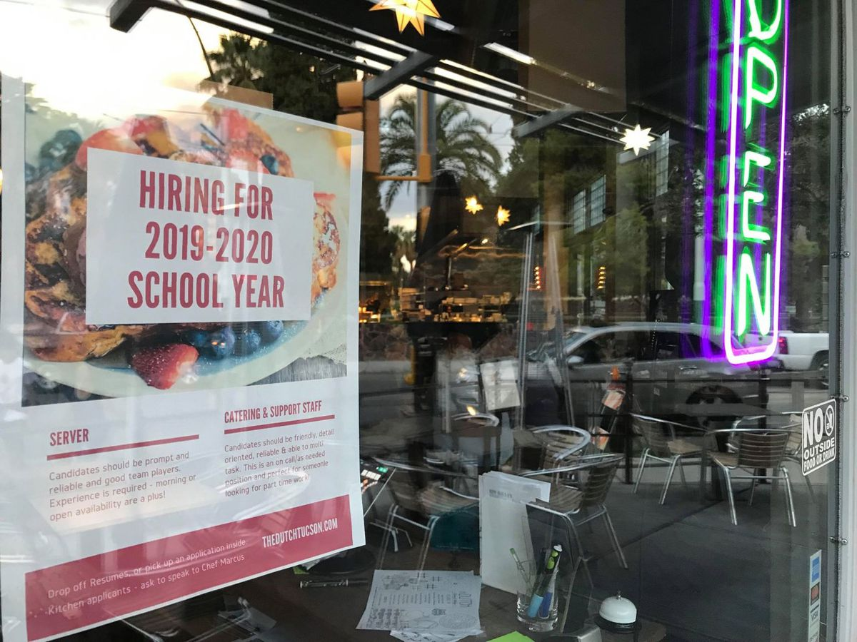 Businesses on University Ave. looking to hire after summer slump