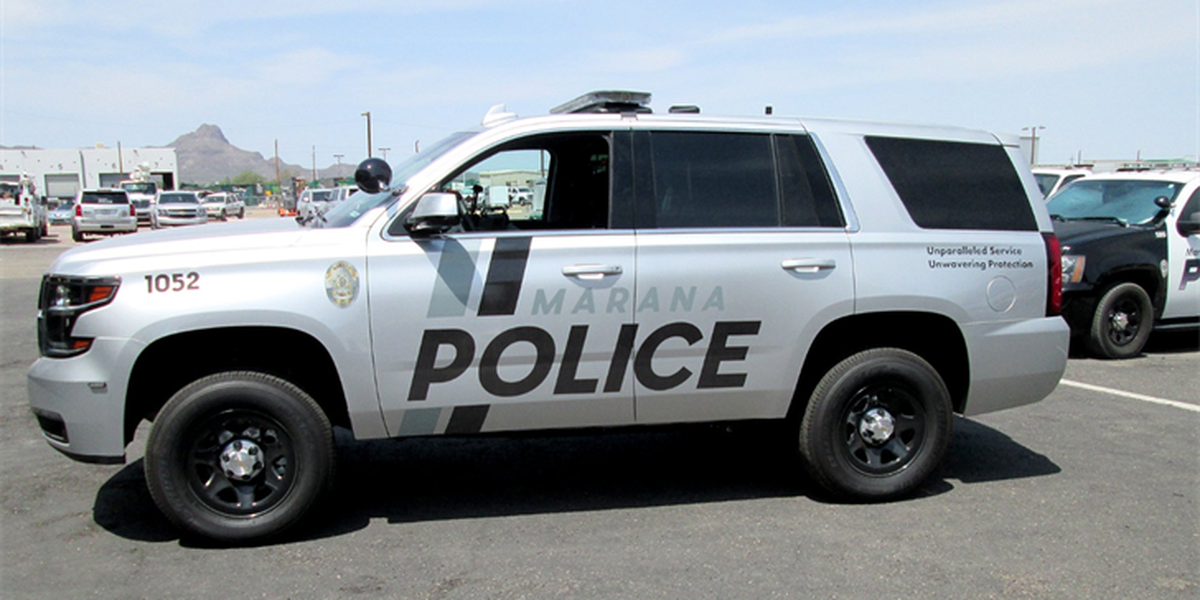 Marana PD cruisers receive a makeover
