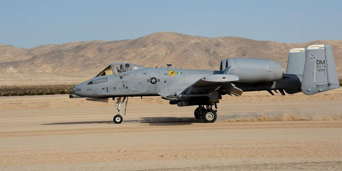 A-10 retirement deferred until at least 2022