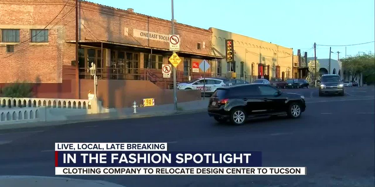 Swiping business from Seattle; luxury sportswear company relocating to Tucson