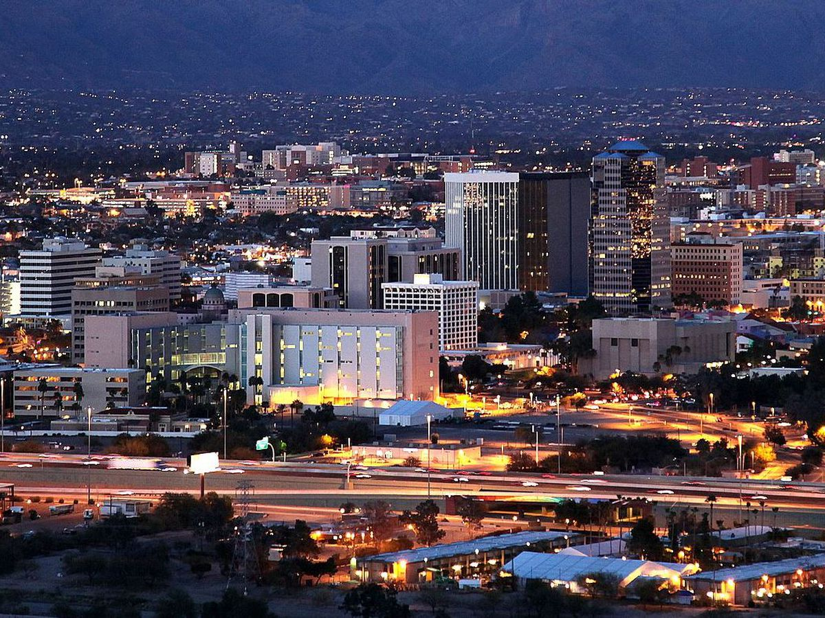 Tucson highest ranked 'fun city' in AZ