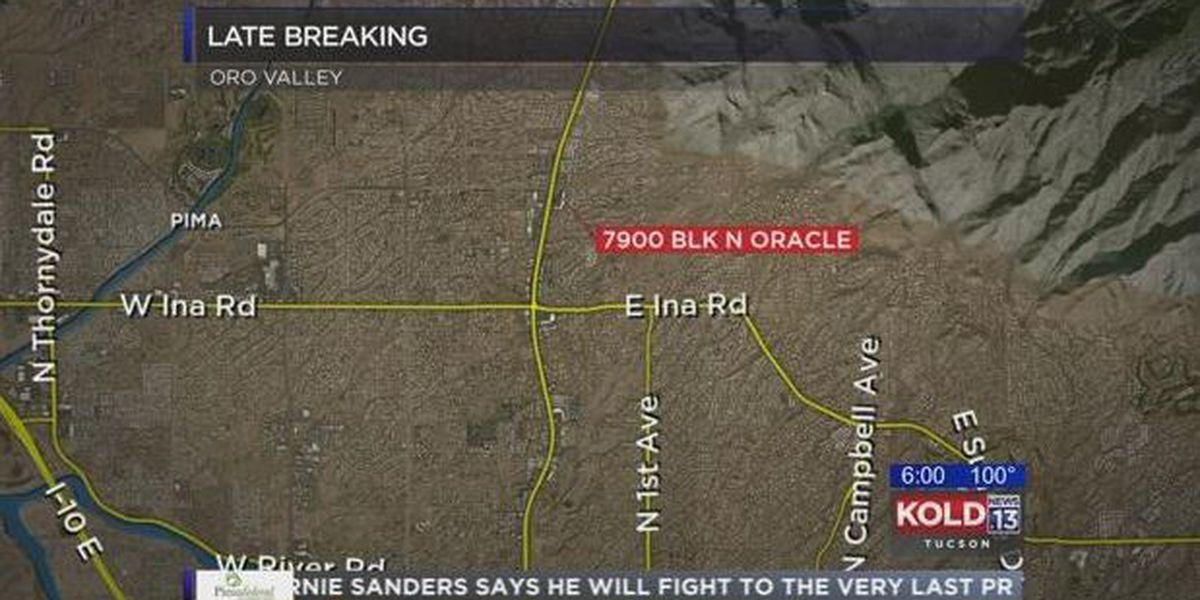 Body found in Oro Valley