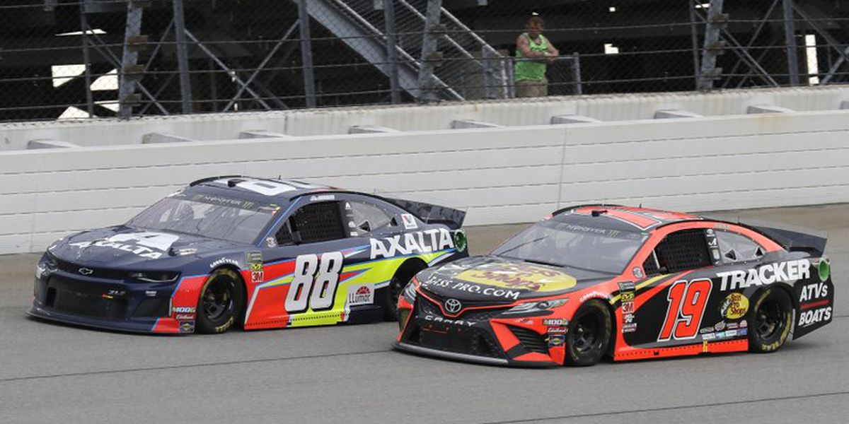 Tucson's Alex Bowman honored to take over famed No. 48 from Jimmie Johnson
