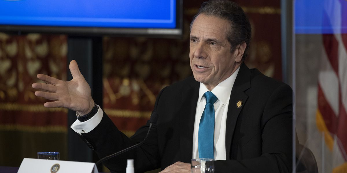 Cuomo asks state AG, top judge to launch harassment probe