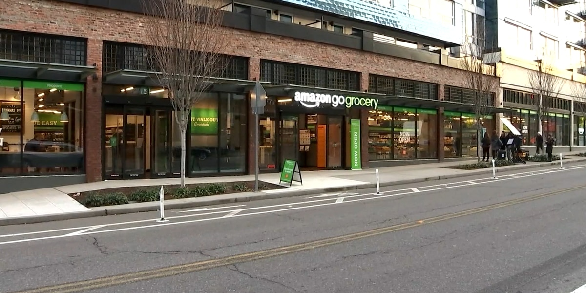 Amazon launches checkout-free grocery store in Seattle