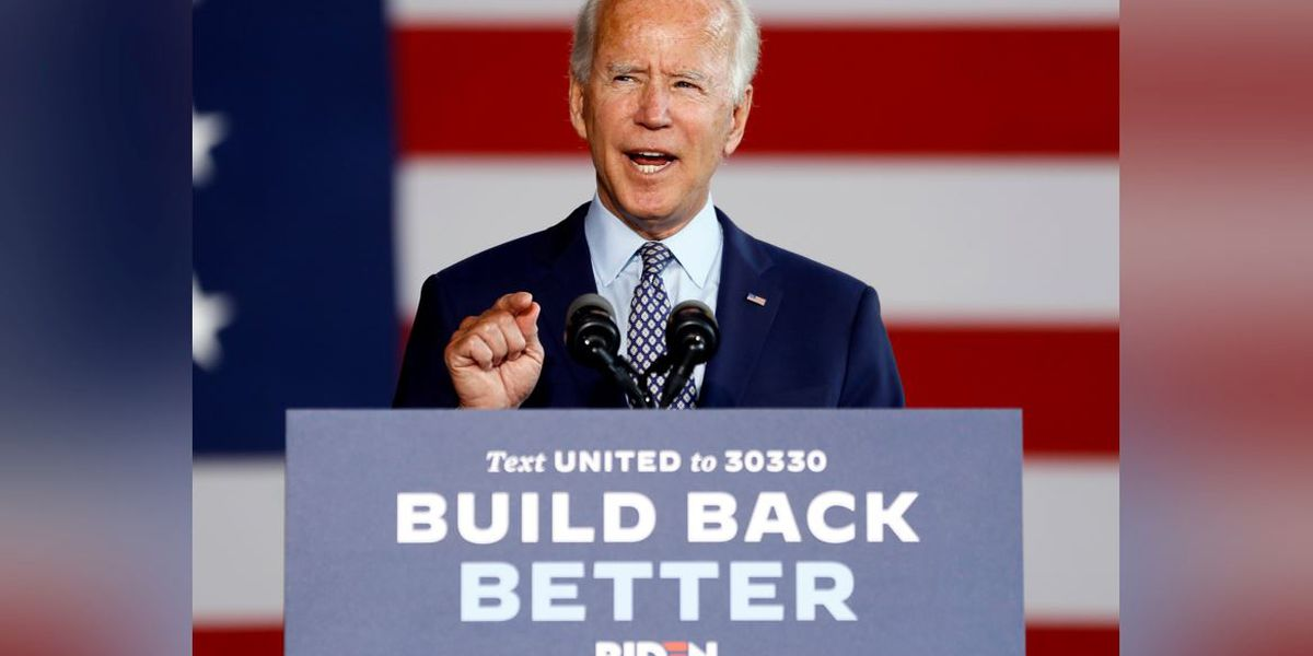 Biden unveils climate change plan with energy revamp