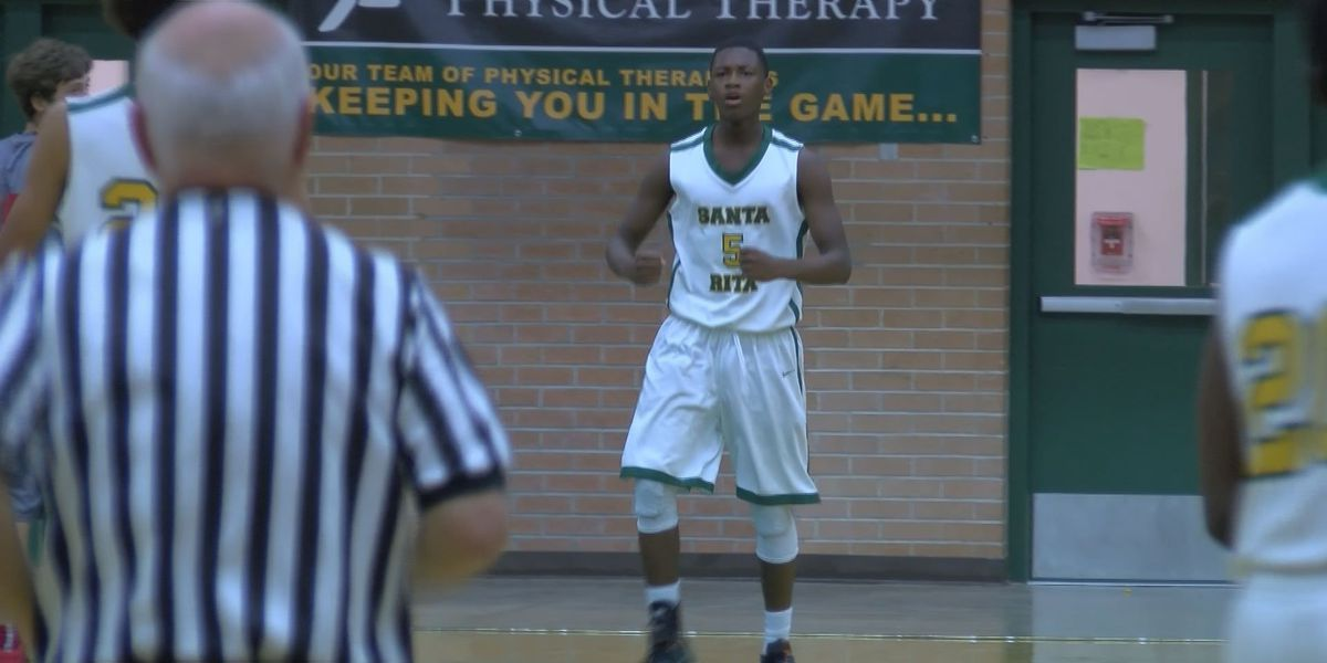 BOYS: #24 Santa Rita runs past #23 Empire